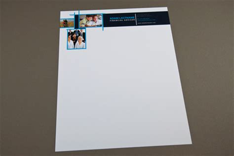 Sample resume financial consultant